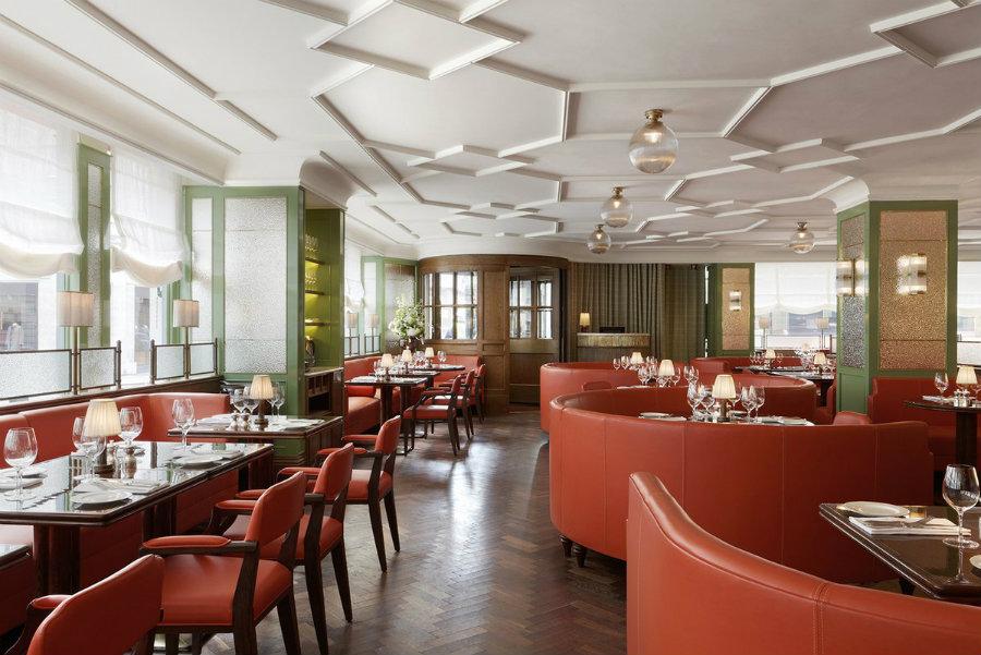 45 Jermyn Saint London restaurant by Martin Brudnizki