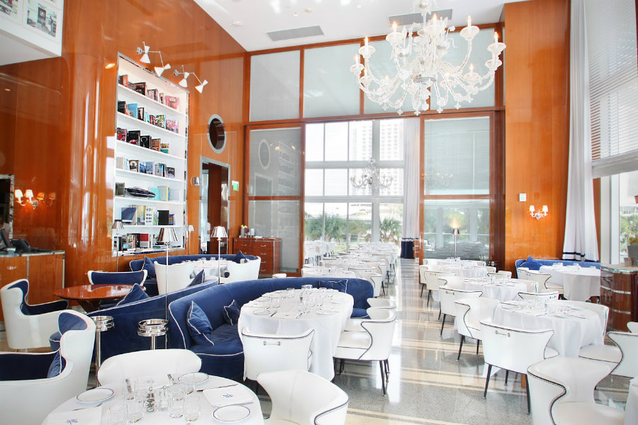 South Beach Miami best restaurants - Cipriani restaurant