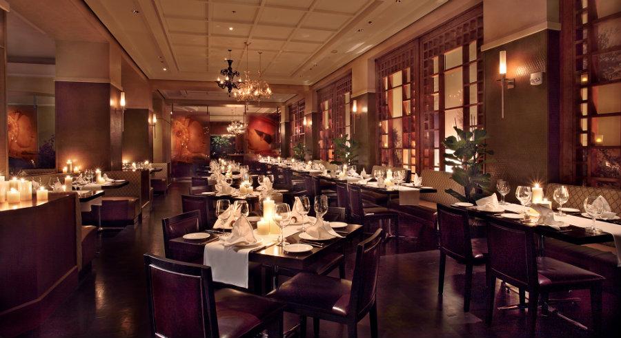 Puccini restaurant interior design ideas