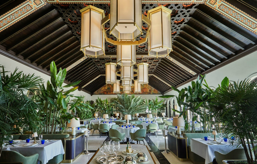 Miami most expensive restaurants - Le Sirenuse