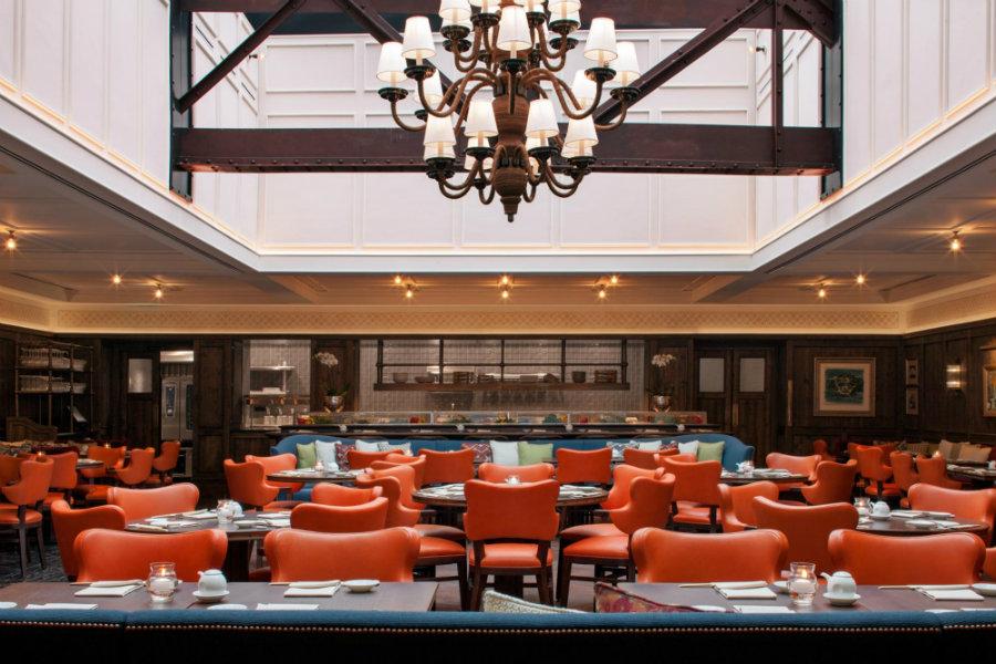 Best Martin Brudnizki restaurant interior design ideas