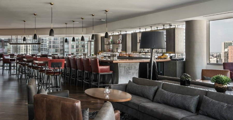 Chicago Restaurant Interior Design by Puccini Group