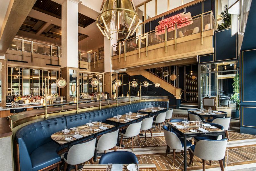 Restaurant Interior Design Ideas 5 of the best Avroko projects