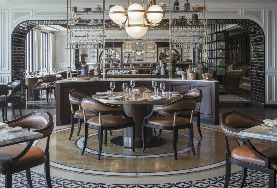 Restaurant interior design ideas of the best avroko