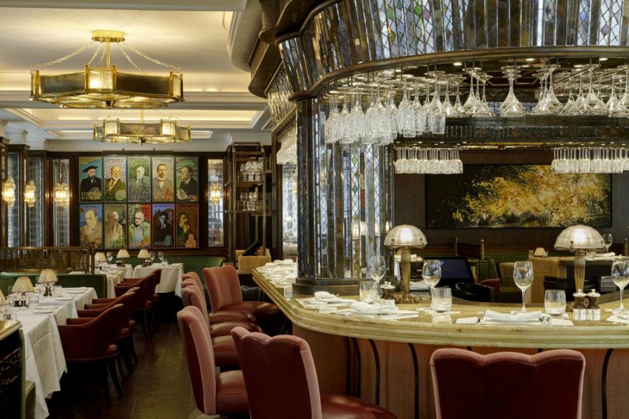 Best London Restaurants by Martin Brudnizki