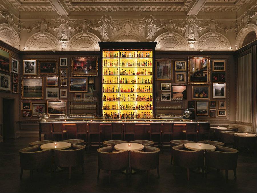 Berners Tavern dining Ritz Carlton Hotel London (2)