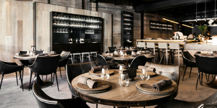 Restaurant Interior Design Ideas by HBA
