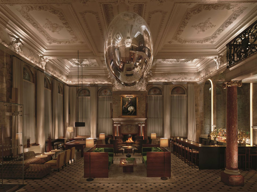 London Ritz Carlton lobby bar ideas