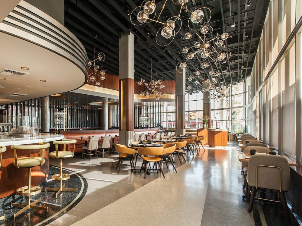 Los angeles best restaurants the paley by plan do see