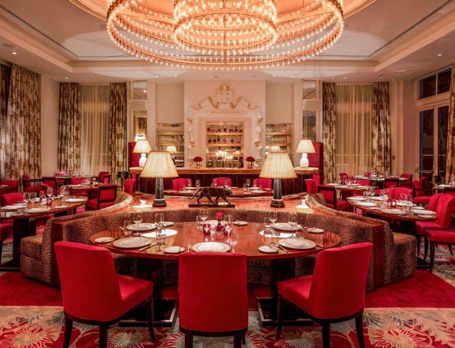 Los Fuegos restaurant at Faena Hotel Miami