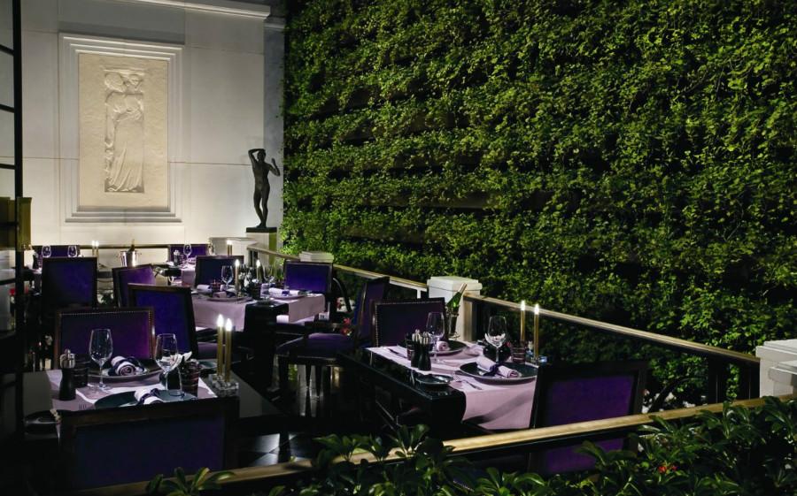 Most expensive restaurants in Las Vegas - Luxury dining area