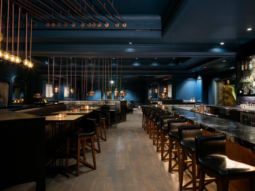 Restaurant interior design ideas the best stonehill