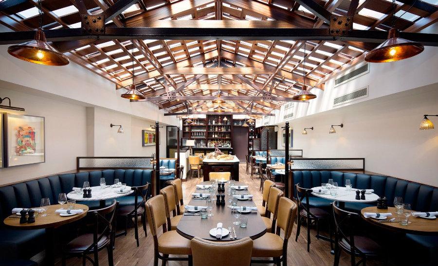 London best restaurants at Covent Garden