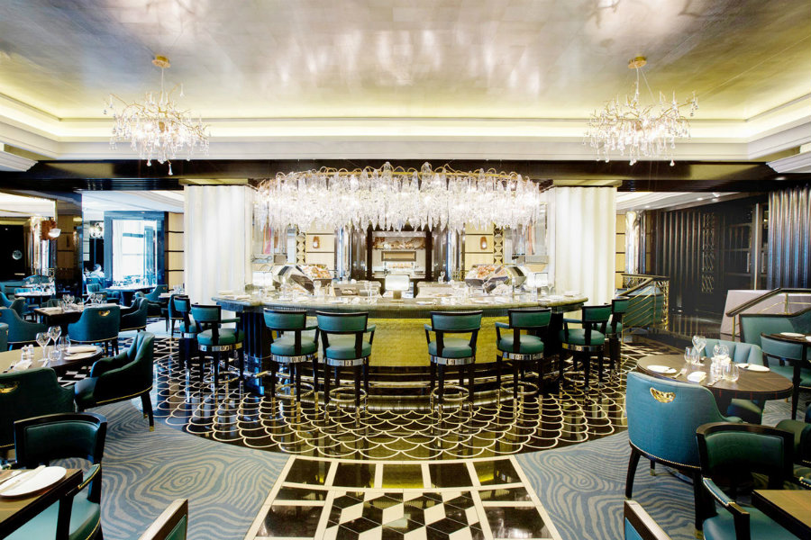Kaspar restaurant - London Covent Garden restaurants