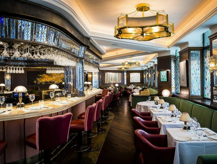 restaurant color scheme ideas – Restaurant Interior Design