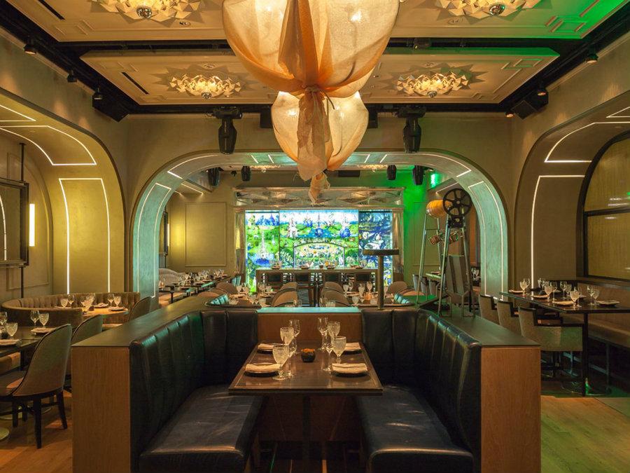 Restaurant interior design ideas at Rose Rabbit Lie