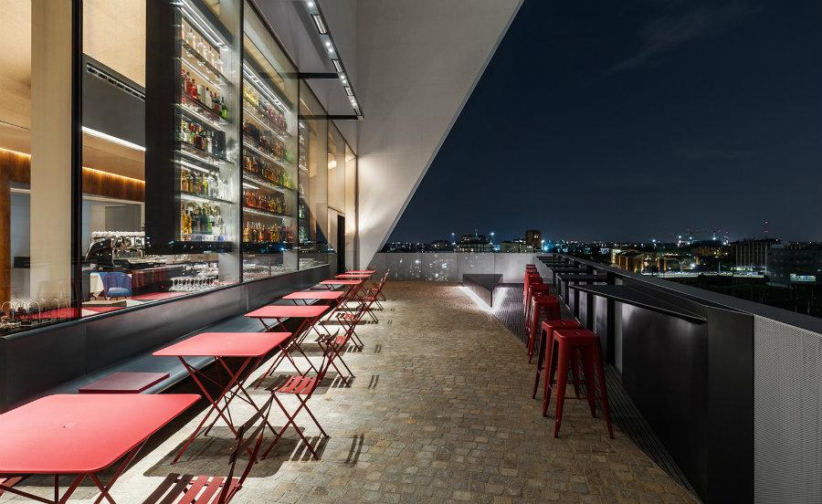 Outdoor restaurant ideas