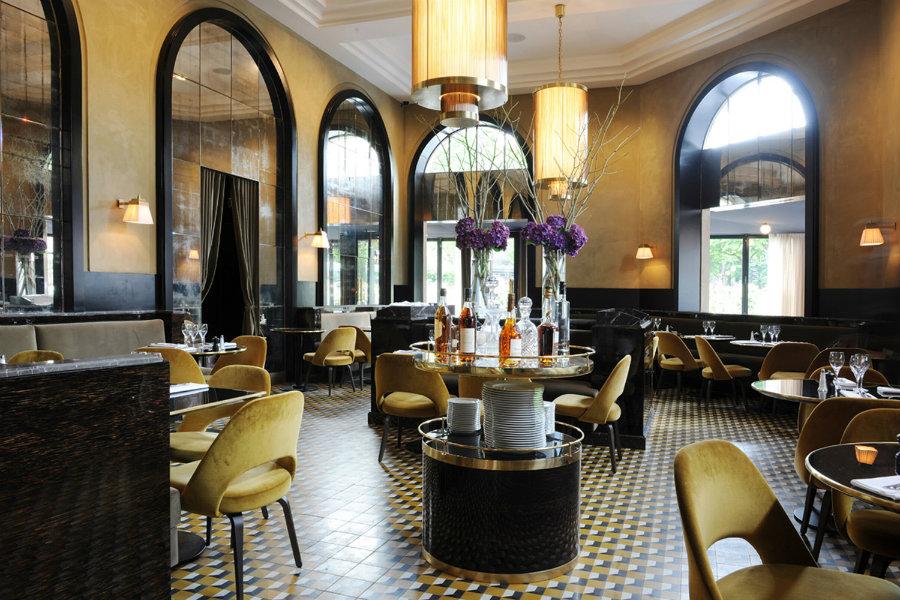 Joseph Dirand restaurant interior design ideas