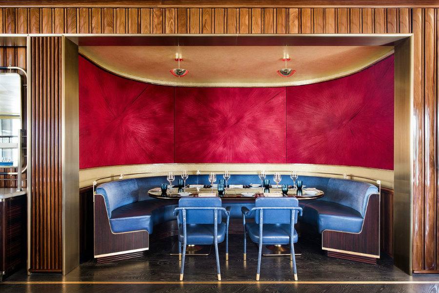 Martin Brudnizki restaurant interior ideas