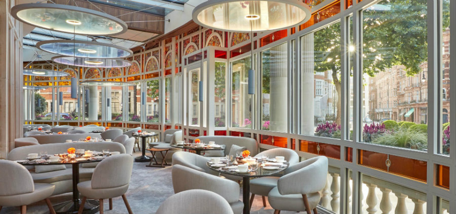 Best restaurants in London - Jean Georges at Connaught