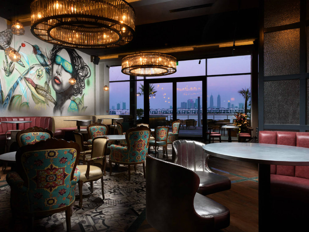 Restaurant interior design ideas – the awarded Aji by Keane Brands ...