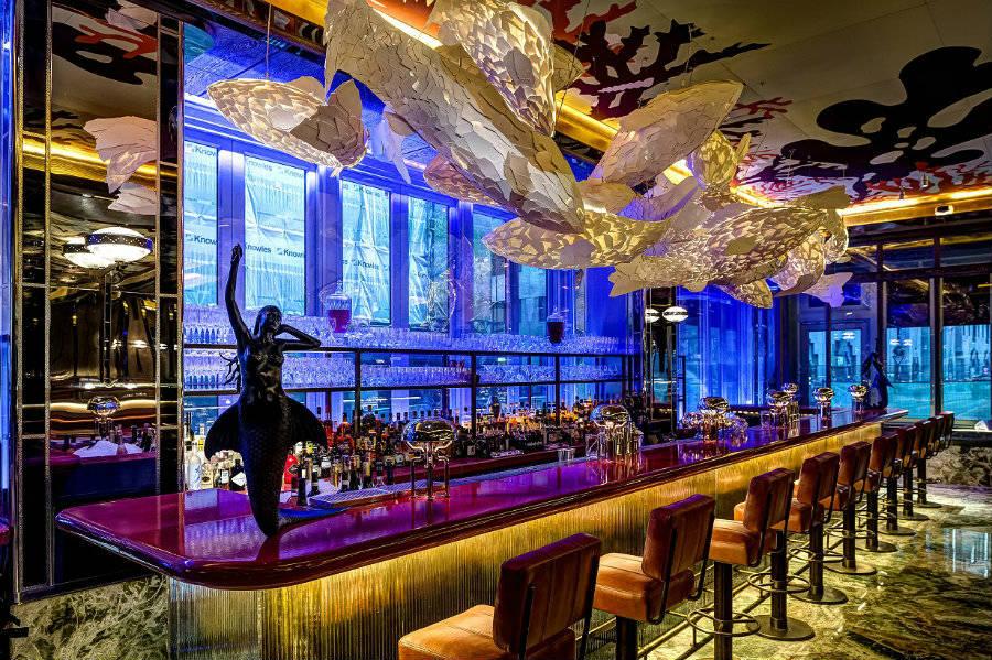 London best restaurants - Sexy Fish by Martin Brudnizki