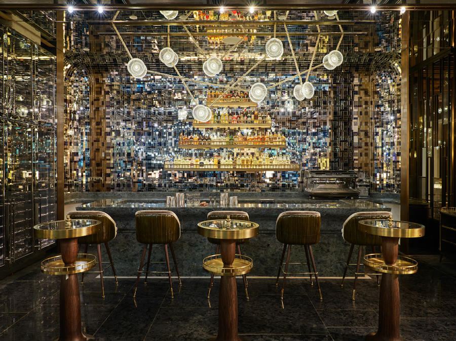 Bar decor ideas to steal from Four Seasons Kuala Lumpur by AB ...