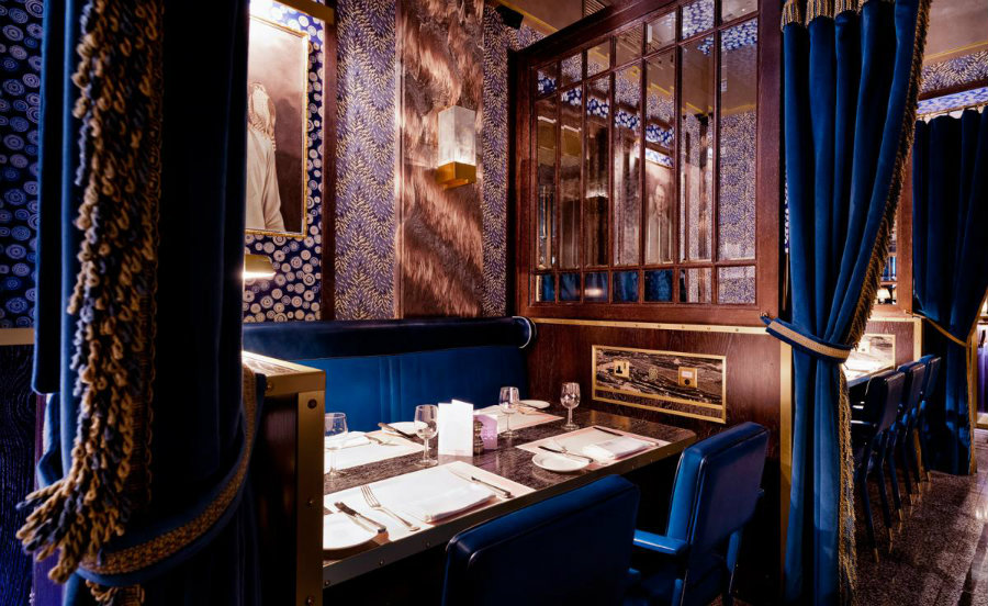 London private dining rooms