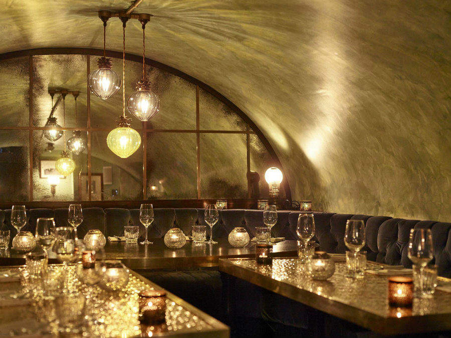 London private dining rooms - Gymkhana