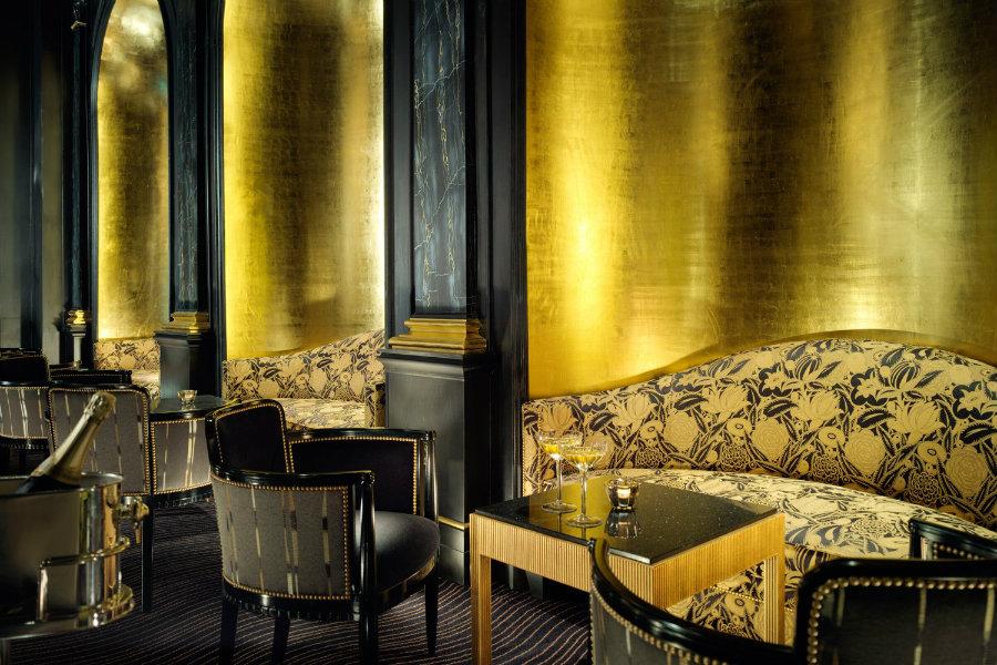 London cocktail bars - bar interior design ideas