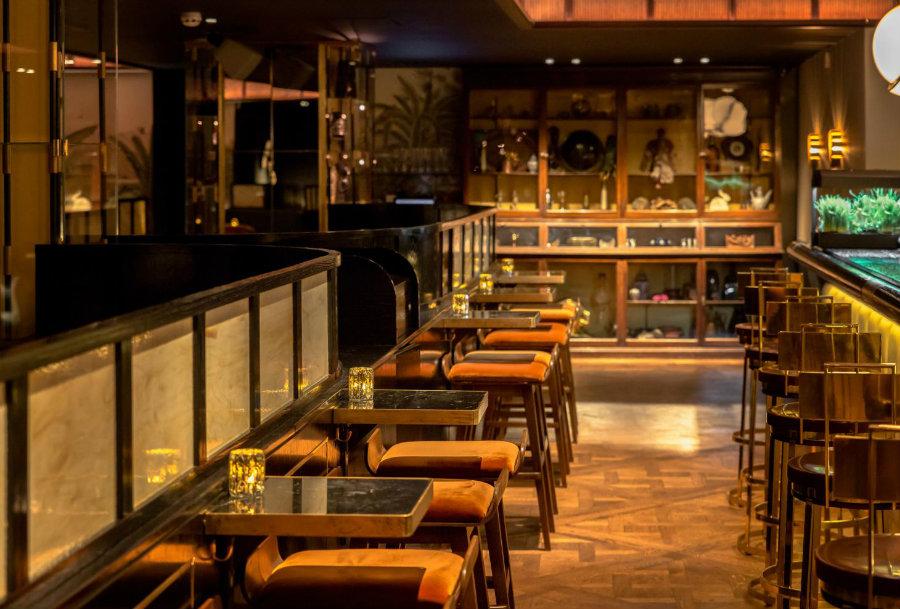 Best London cocktail bars - Oriole