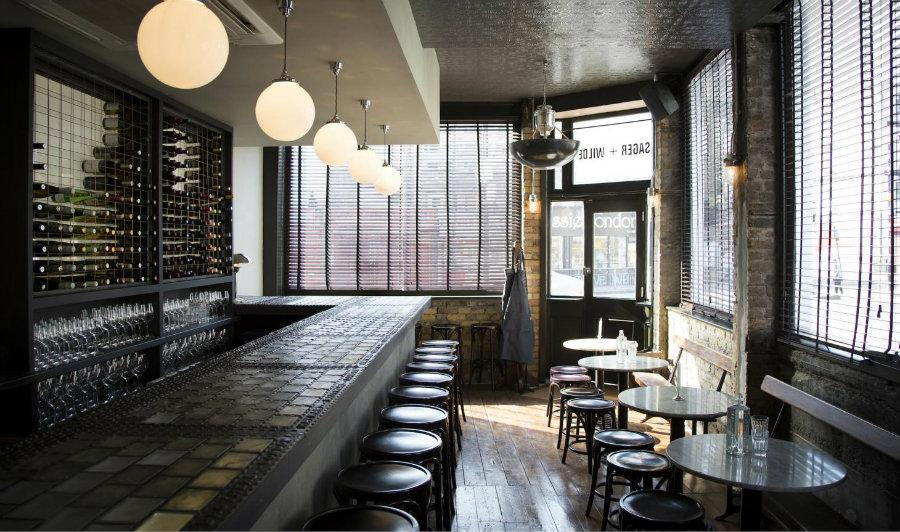 Best London cocktail bars Sager Wilde