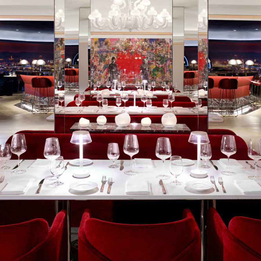 Studio Munge restaurant decor ideas