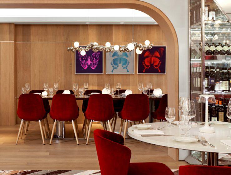 Dining Restaurant Interior Design Unique Private Dining Rooms Toronto Decor