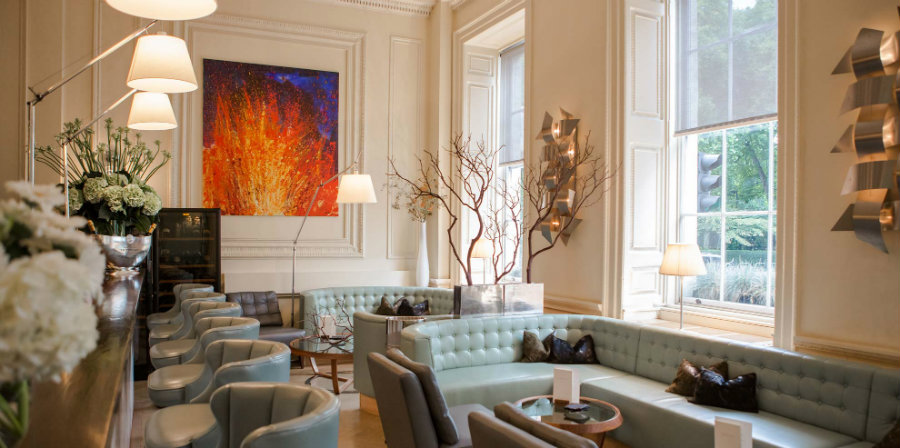 Best London private dining rooms, Texture