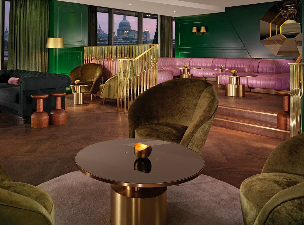 Trendy Bar Interior Design Ideas 10 London Most Stylish Tail Rh Restaurantinteriordesign Eu