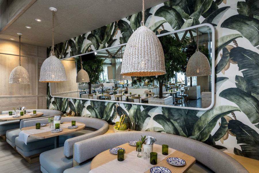 Best Miami restaurant by Meyer Davis