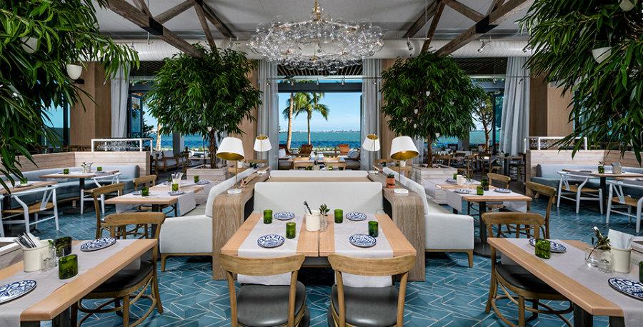 Best Meyer Davis restaurant ideas with Amara