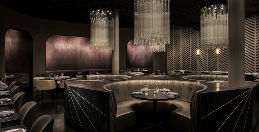 USA Luxury restaurants by Studio K Creative