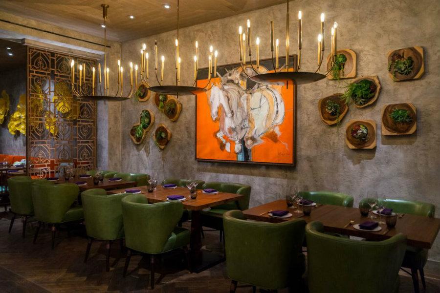 USA restaurant interior ideas - Chica Las Vegas