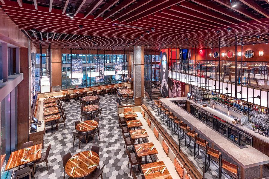 Danlu restaurant interior design decor