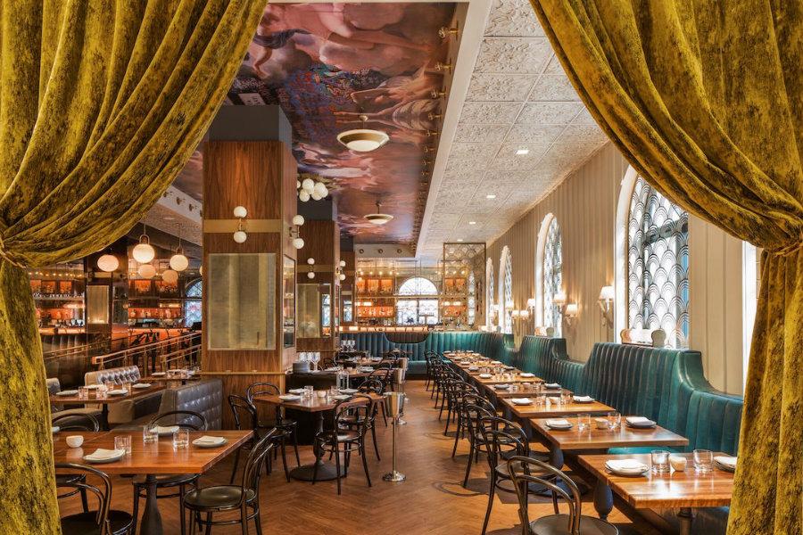 best USA restaurant interior ideas
