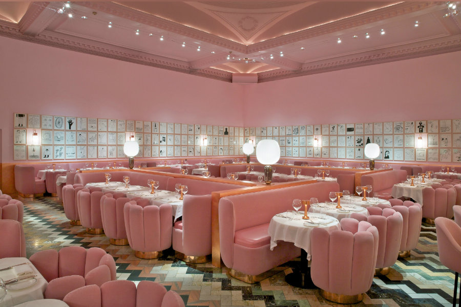 The Gallery at Sketch London designed by India Madhavi (1)