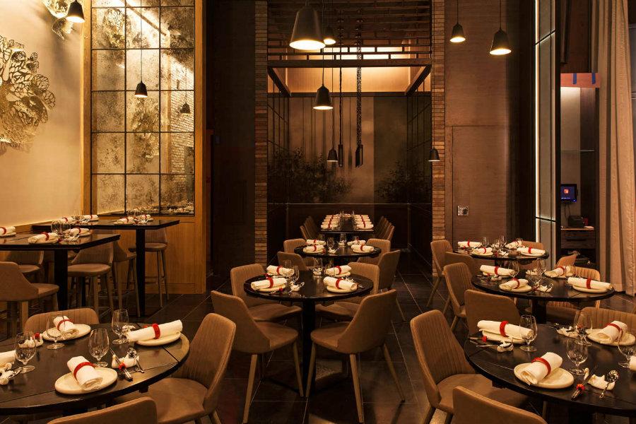 Dadong NYC restaurant - Best USA restaurant interior ideas