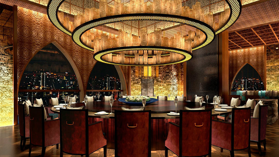 RESTAURANT LIGHTING DESIGN IDEAS 2019: FIT CHANDELIER FOR YOUR PROJECT