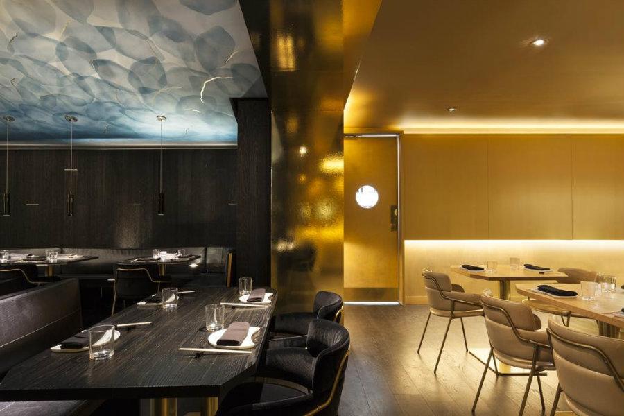 World best restaurant award akira back by studio munge