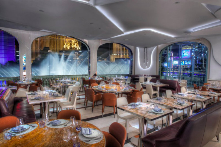Take a peek at Lago Bellagio Restaurant Decor Ideas By Studio Munge