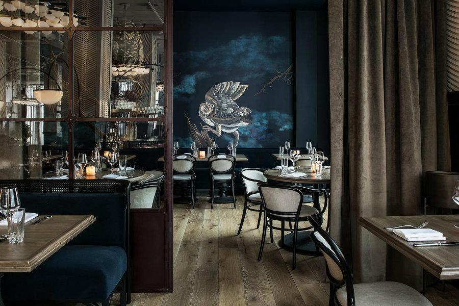Bellemore Chicago, the most impressive restaurant by Studio K Design