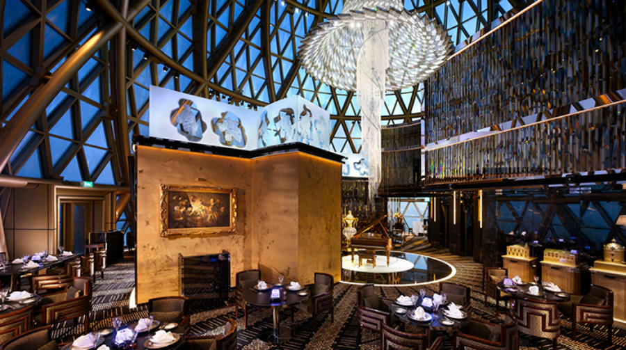 Where to go in Asia – 5 finest restaurant decor you can't miss in Macau