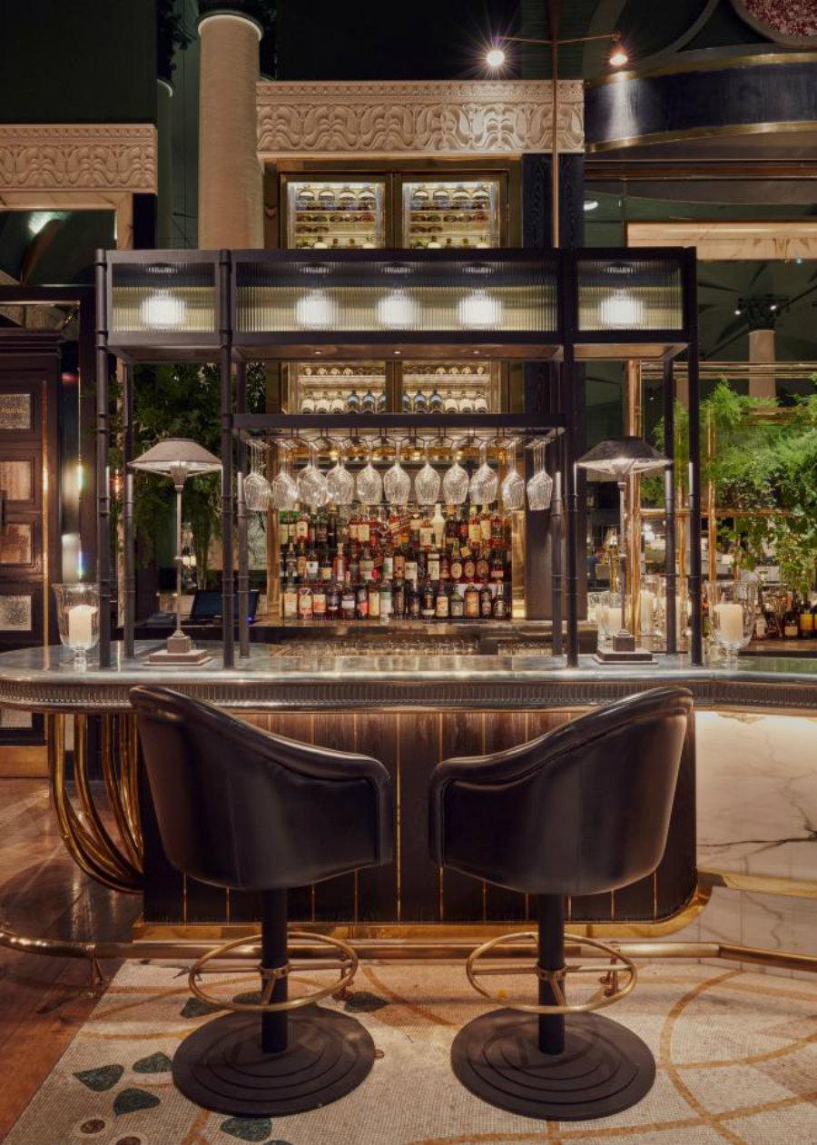 Best Restaurant ideas - Kerridge's bar,a visual feast by David Collins